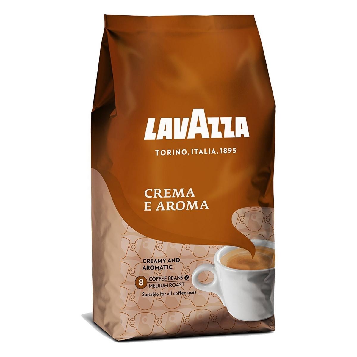 Lavazza Crema e Aroma zrnková káva, 1 kg