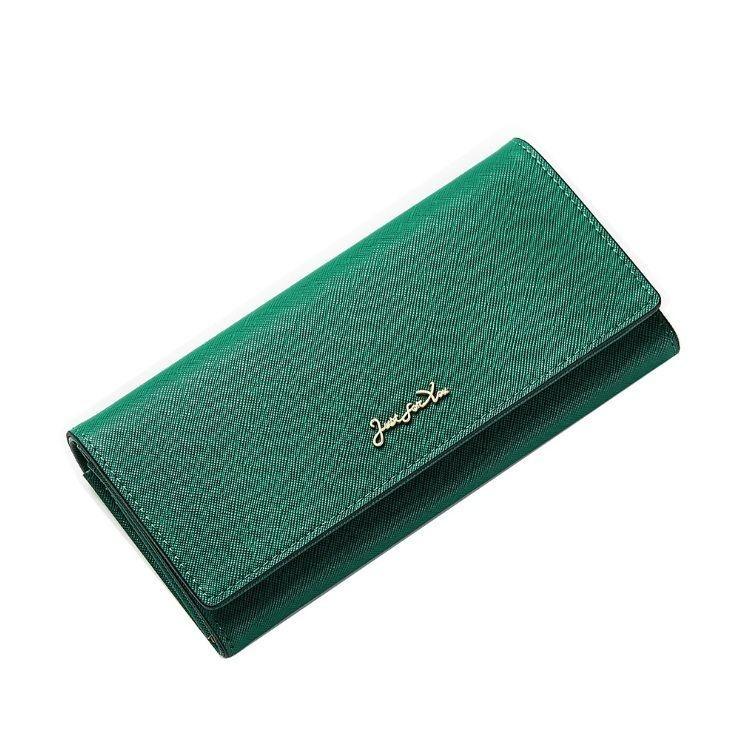 Velká dámská peněženka Classy PW97 - zelená