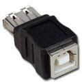 USB redukce A-B, F/F