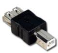 USB redukce A-B, F/M
