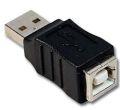 USB redukce A-B, M/F