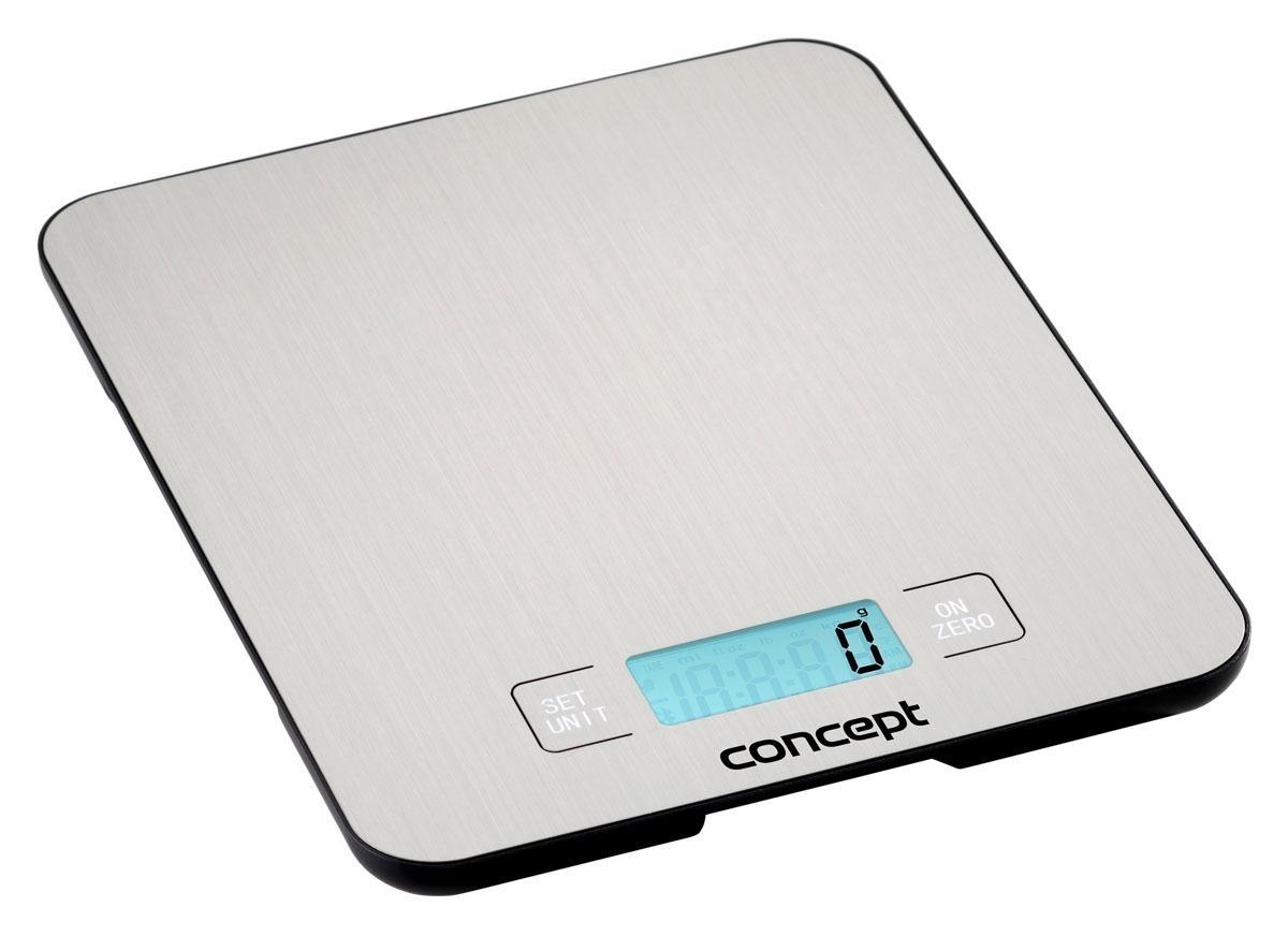 Kuchyňská váha digitální Concept VK5710, 15 kg - bílá