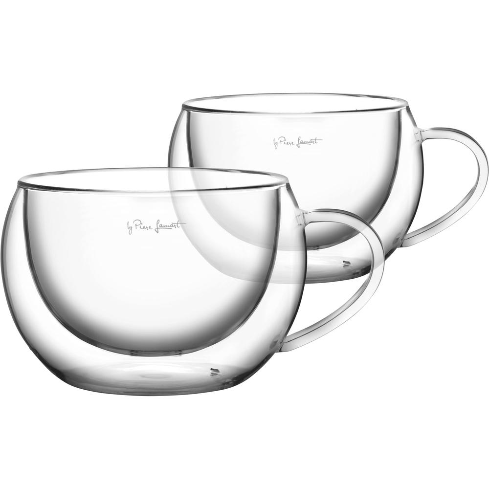 Set termo hrnků Lamart VASO Cappuccino LT9012, 2ks, 270 ml