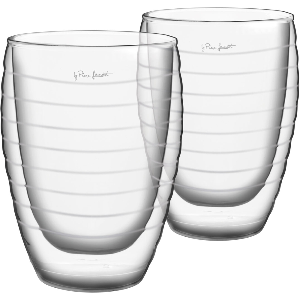 Set termo sklenic Lamart VASO Juice LT9013, 2ks, 370 ml