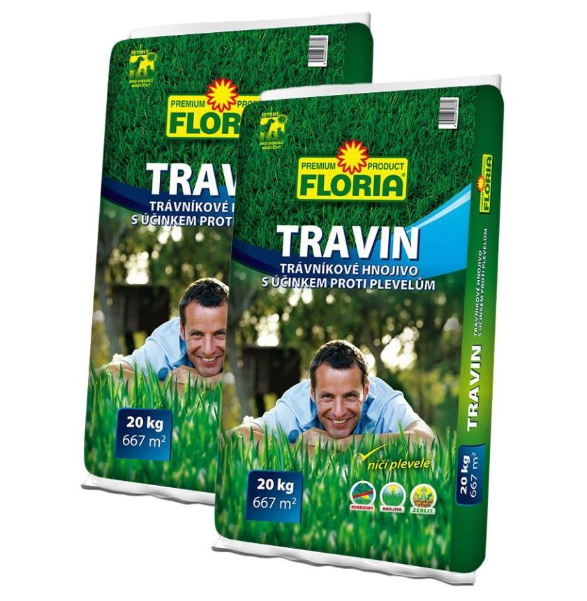 Hnojivo Agro KT Travin 40 kg (2x 20 kg)