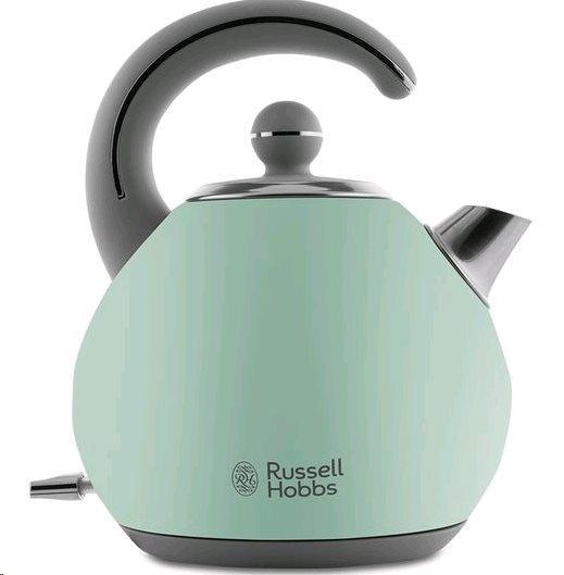 Varná konvice RUSSELL HOBBS 24404-70 - světle zelená