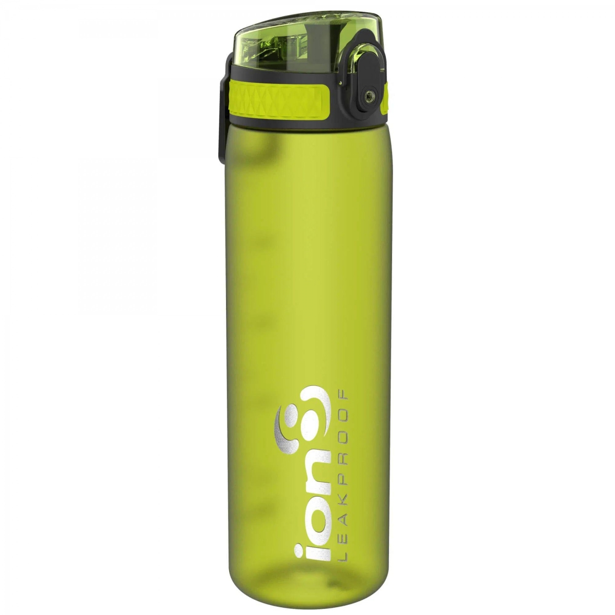 Lahev na vodu Ion8 One Touch Green, 500 ml - zelená