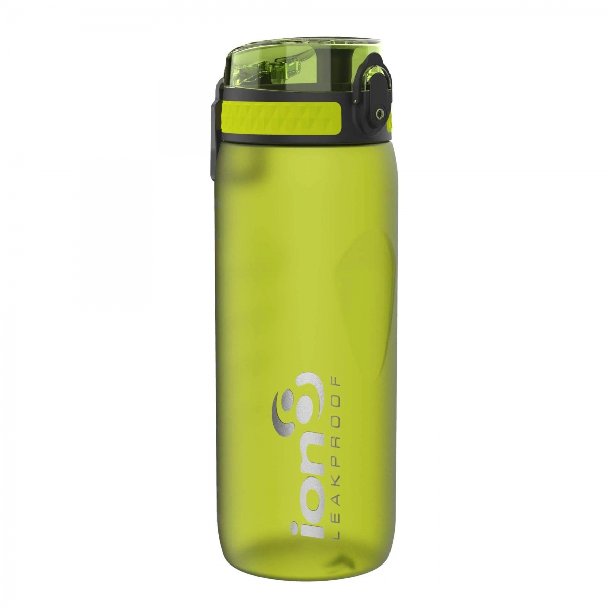 Lahev na vodu Ion8 One Touch Green, 750 ml - zelená