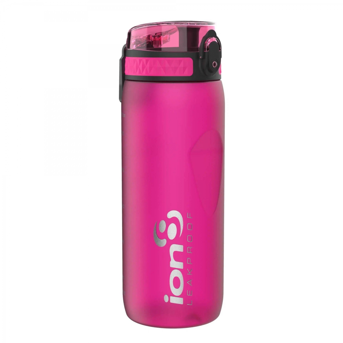 Lahev na vodu Ion8 One Touch Pink, 750 ml - růžová
