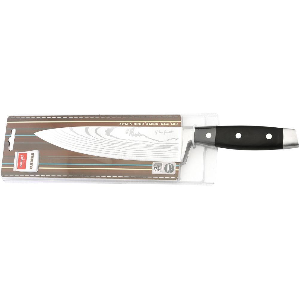 Nůž kuchařský LAMART LT2045 DAMAS 20 cm
