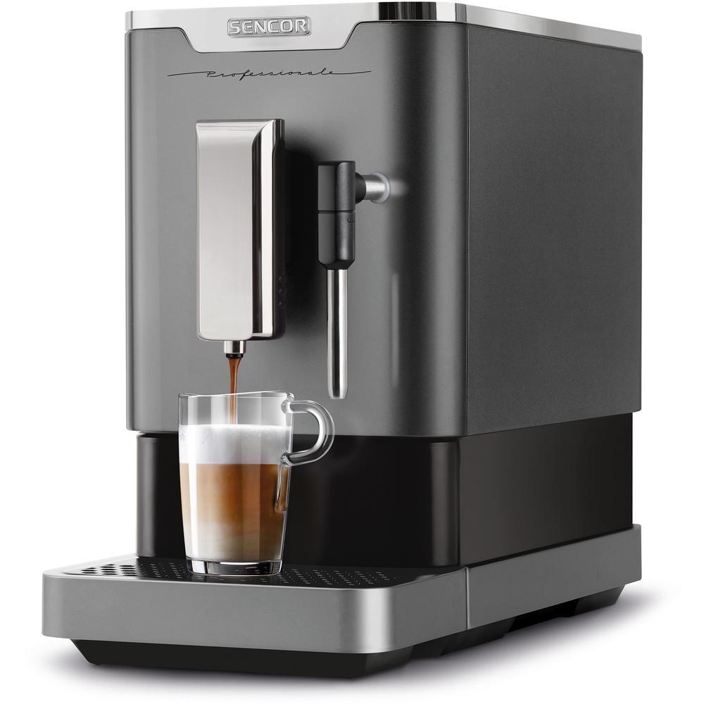 Automatické Espresso SENCOR SES 8010CH