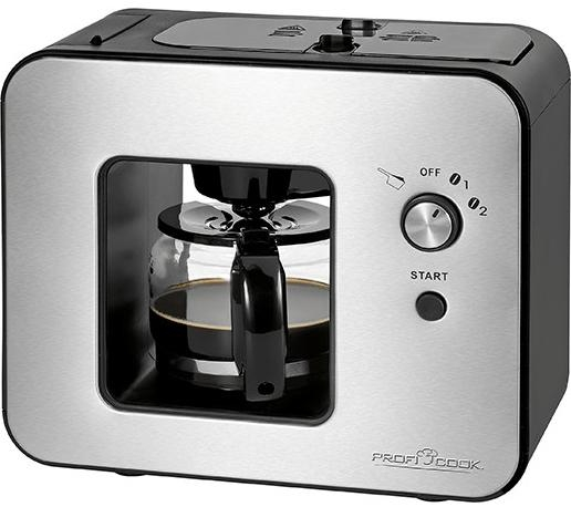 Kávovar s integrovaným mlýnkem Profi Cook KA 1152