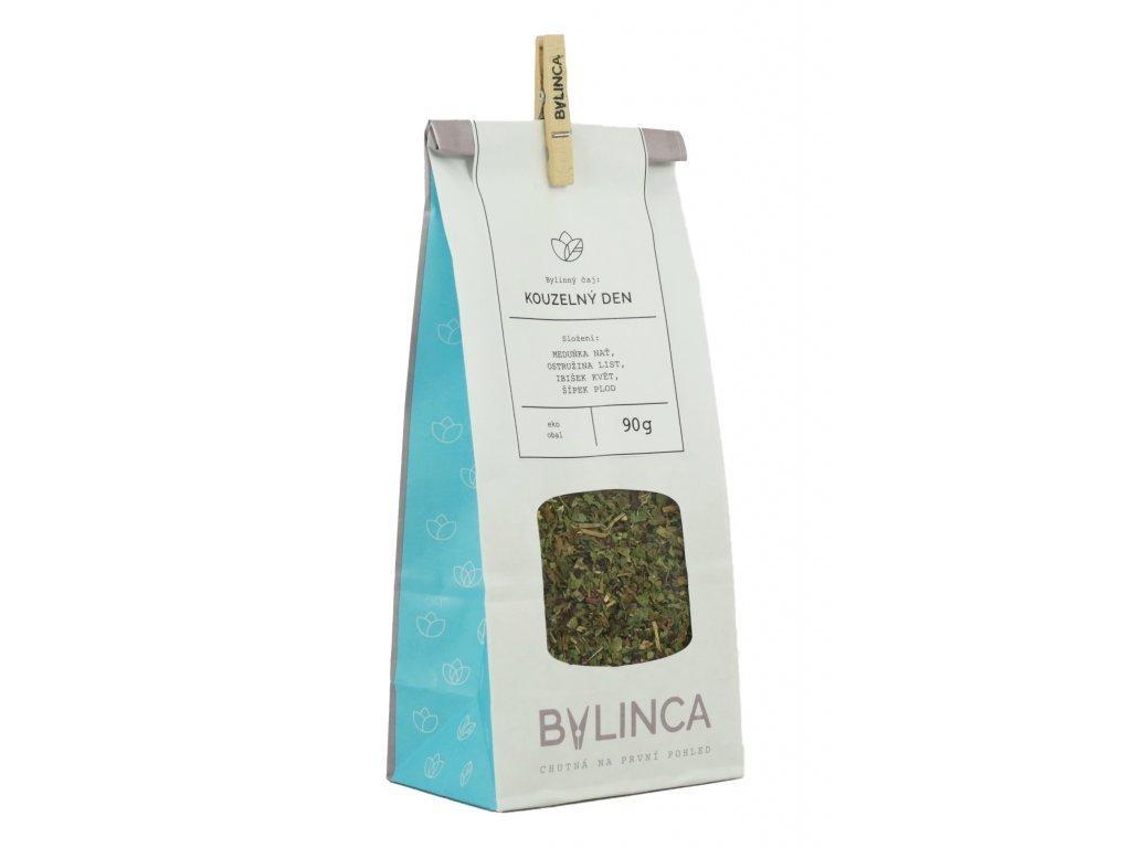 Bylinný čaj BYLINCA Kouzelný den, 90 g