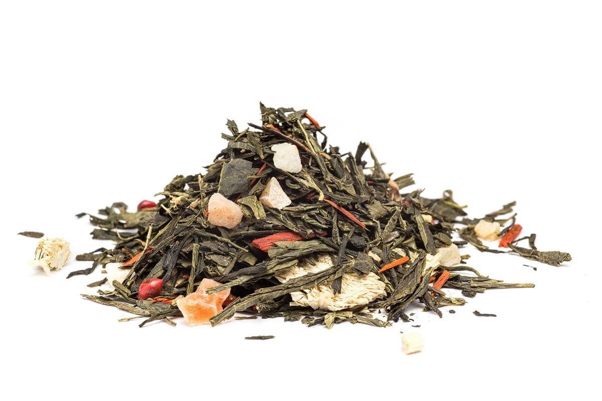 Zelený čaj ManuTea Šťastný buddha - 100 g
