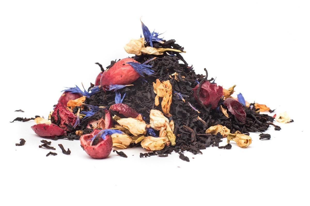 Černý čaj ManuTea, Brusinko kaktusový - 100 g