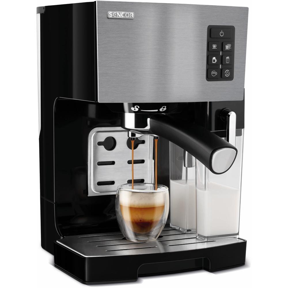 Pákový kávovar SENCOR SES 4050 SS