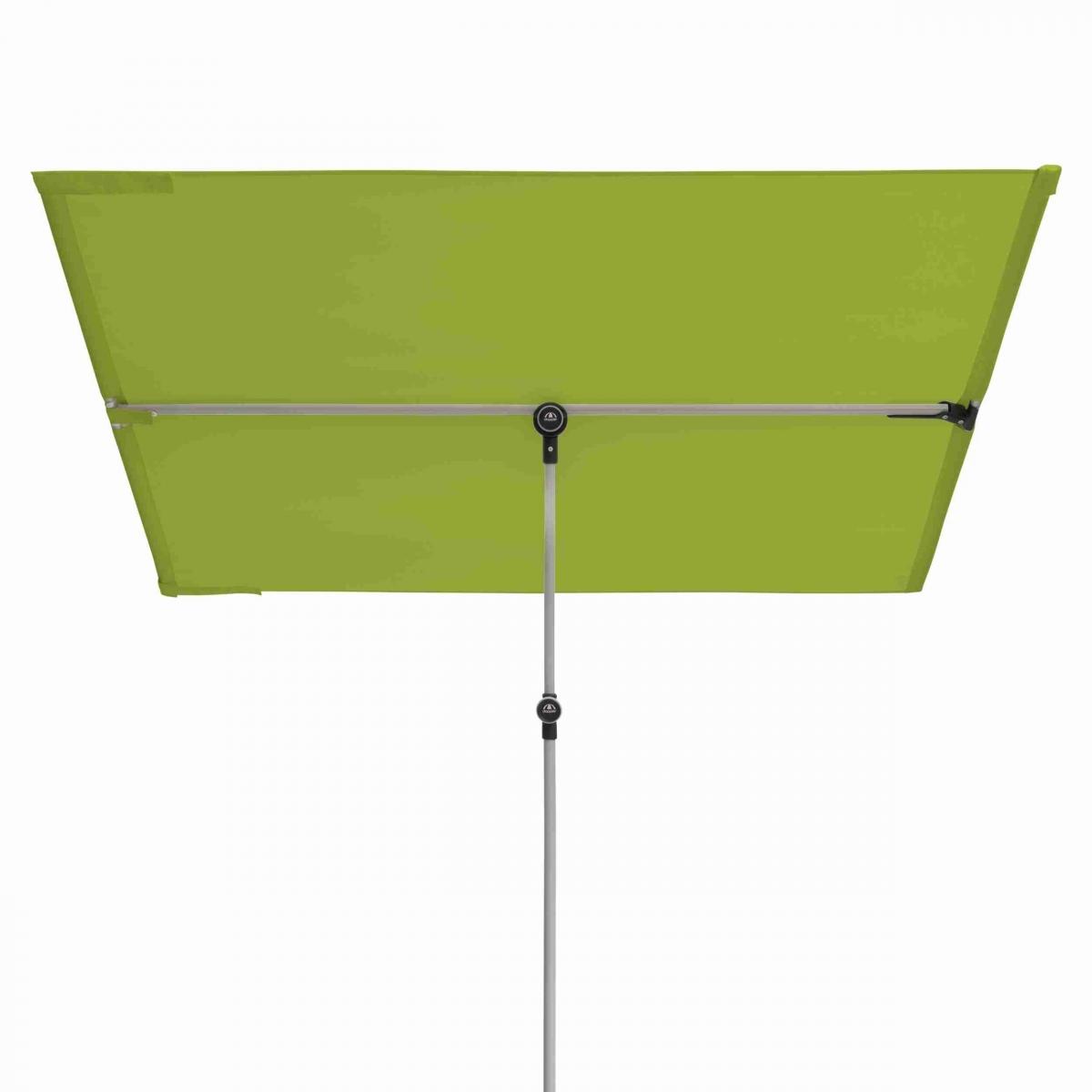Naklápěcí slunečník ACTIVE 180x130 - Balkónová clona - 841 Zelená