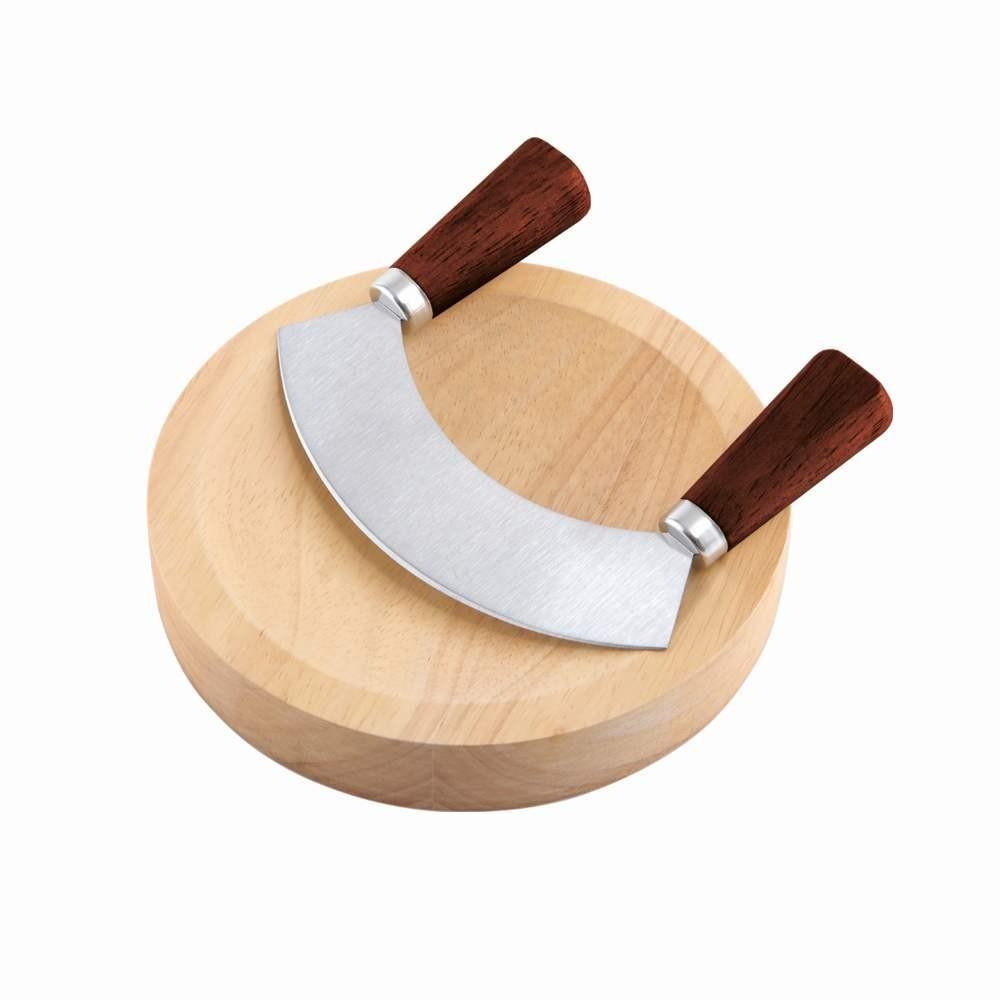 Nůž na bylinky a prkénko sada 2 ks BRUHL CS SOLINGEN CS-069940
