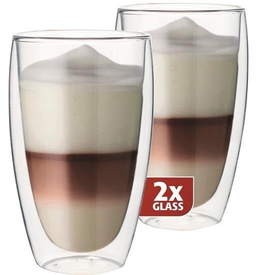 Sklenice Maxxo CAFE LATE 380ml DG832
