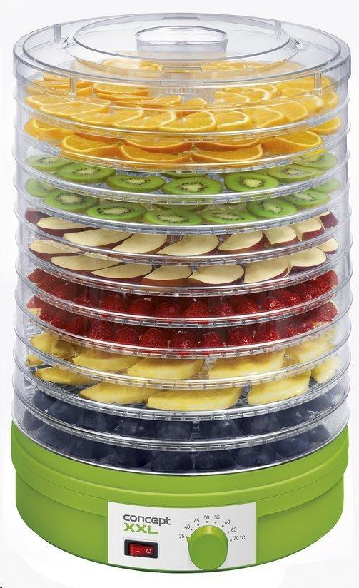 Sušička ovoce Concept SO1025 XXL