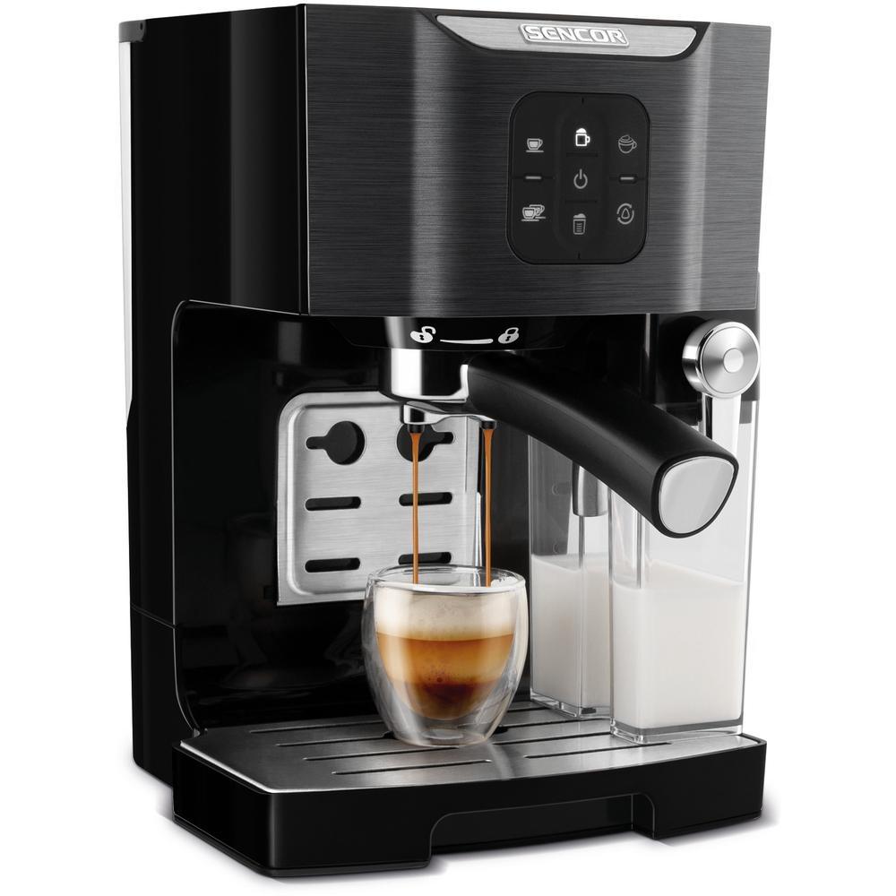 Pákové espresso SENCOR SES 4040BK
