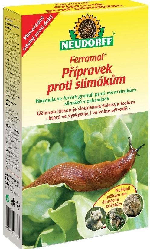 Přípravek Agro Ferramol - proti slimákům 500 g