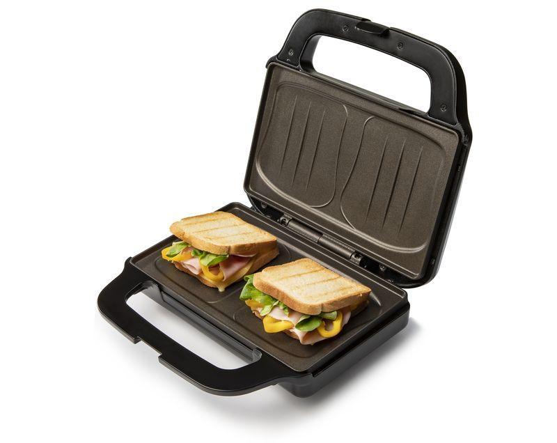 Sendvičovač na 2 XL sendviče DOMO DO9195C nerez