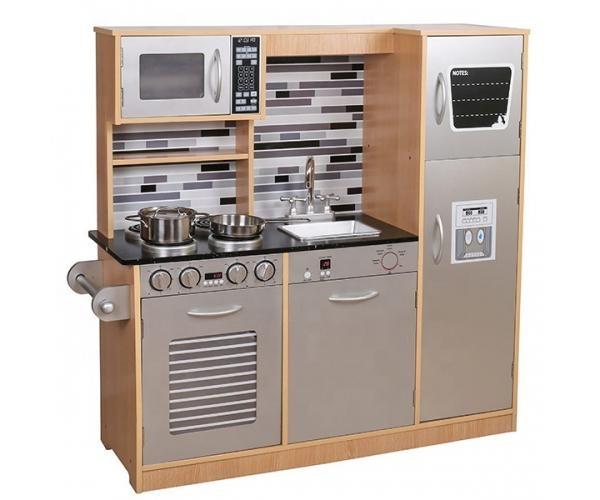 Dřevěná kuchyňka Derrson XXL
