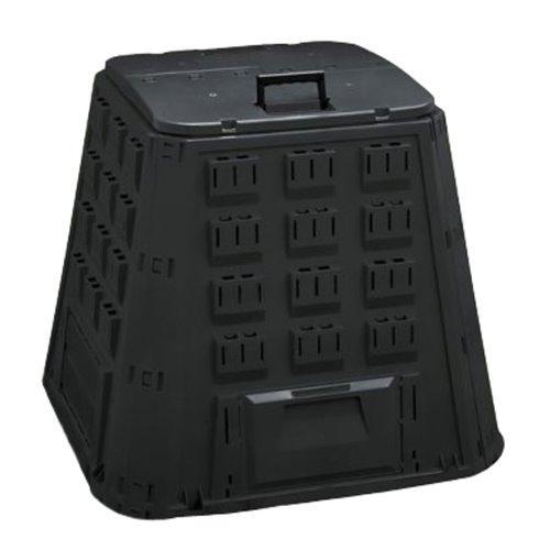 Kompostér EVOGREEN 420 litrů, černý