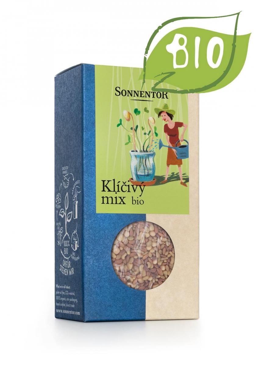 Klíčivý mix - bio semínka k nakličování - 120 g