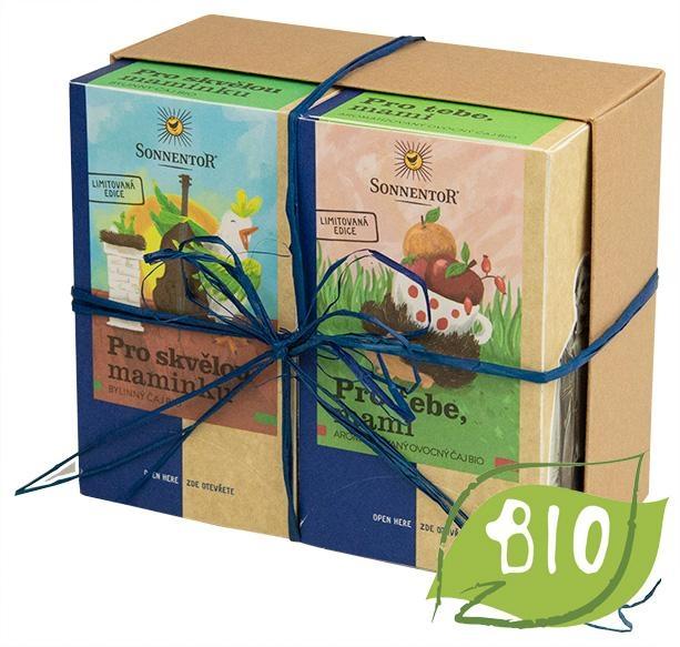 Dárkové balení 2 BIO čajů – Pro maminku