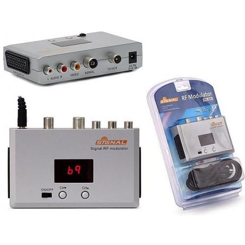 TV modulátor Signal (21-69 K) - B/G (5,5 MHz)