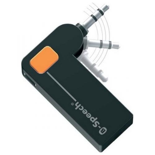 Bluetooth vysílač B-Speech Tx2, A2DP, BT v2.1, černý ADUSBDOAUDIO